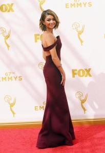 Emmys Sarah back