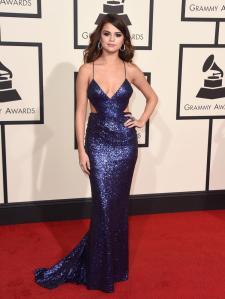 Grammys Selena