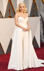 Oscars Lady G